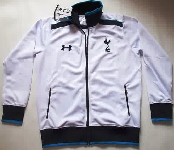 Jual Jaket Tottenham Hotspur Warna Putih Grade Ori