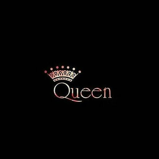 Прекрасны, фото с надписью королева
