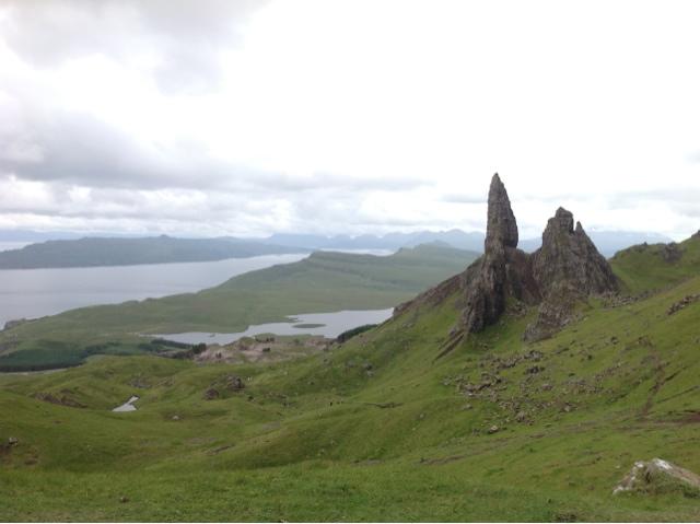 Giorno 5 isola di skye e scones alla marmellata for Avere una casa costruita sulla terra