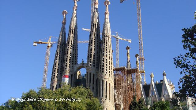 Catedral Sagrada Familia, Barcelona, Gaudí, Elisa N, Blog de Viajes, Lifestyle, Travel