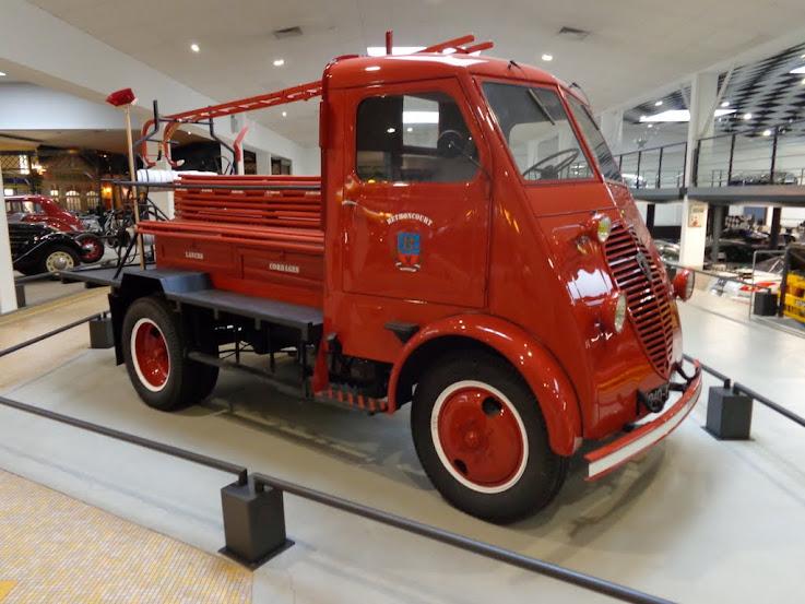 Musée de l'aventure Peugeot à Sochaux DSC01271