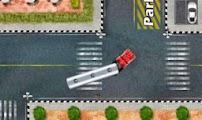 لعبة سيارة الشاحنة
