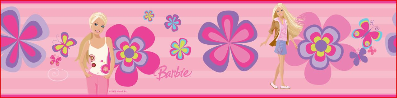 barbie stickers for walls - photo #18