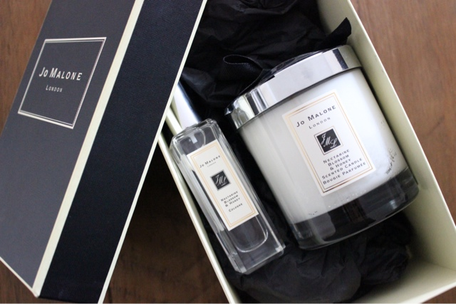 Jo Malone Cologne And Candle Gift Holiday Gift Guide