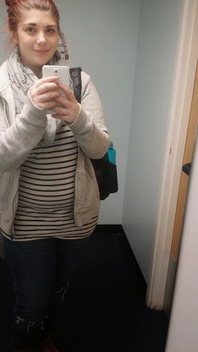 OOTD: Uni casual and why I'm glad I've switched degree