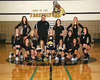 AJHS Varsity Volleyball 2014