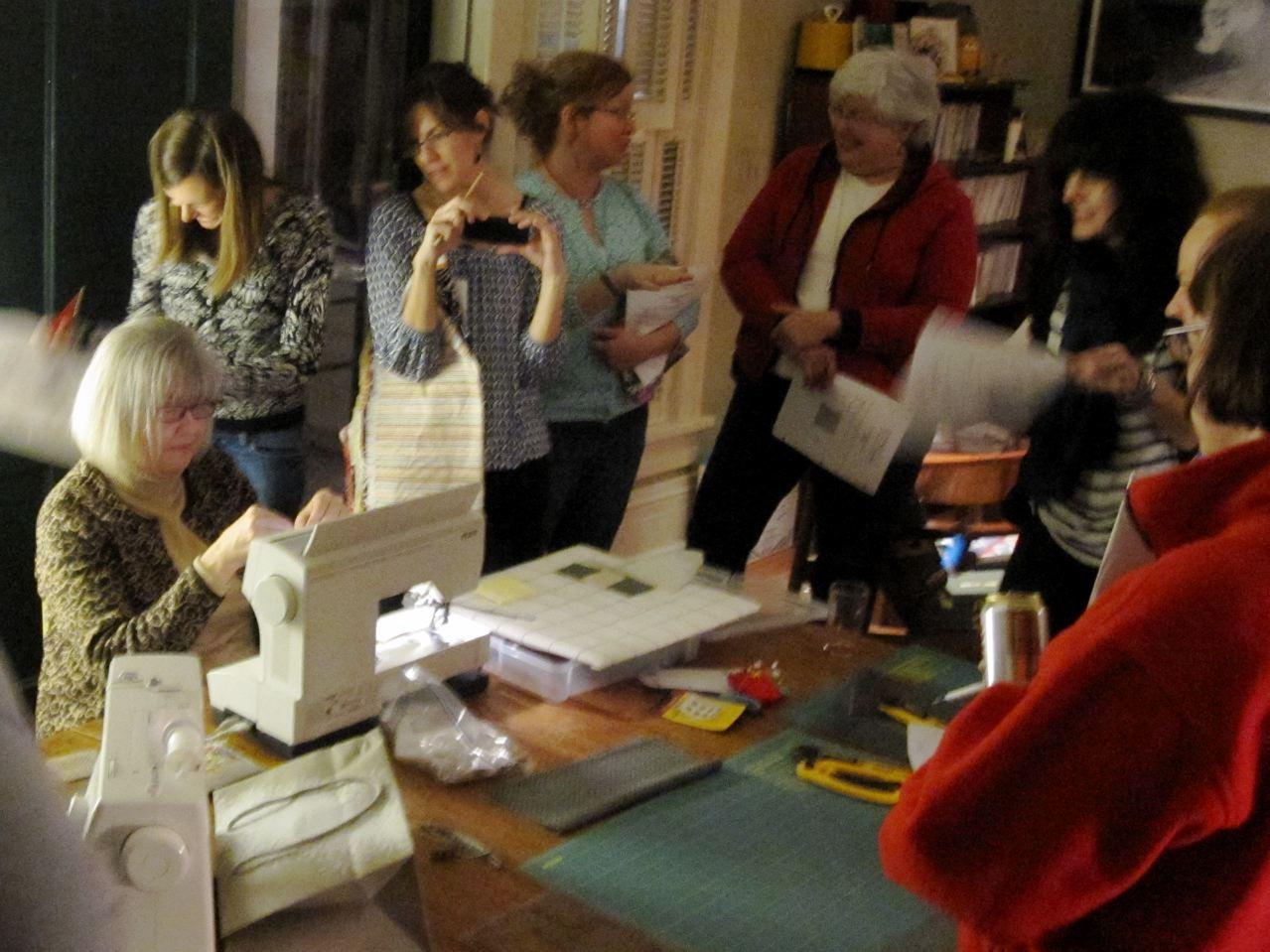 Sewing School: A Club of My Own