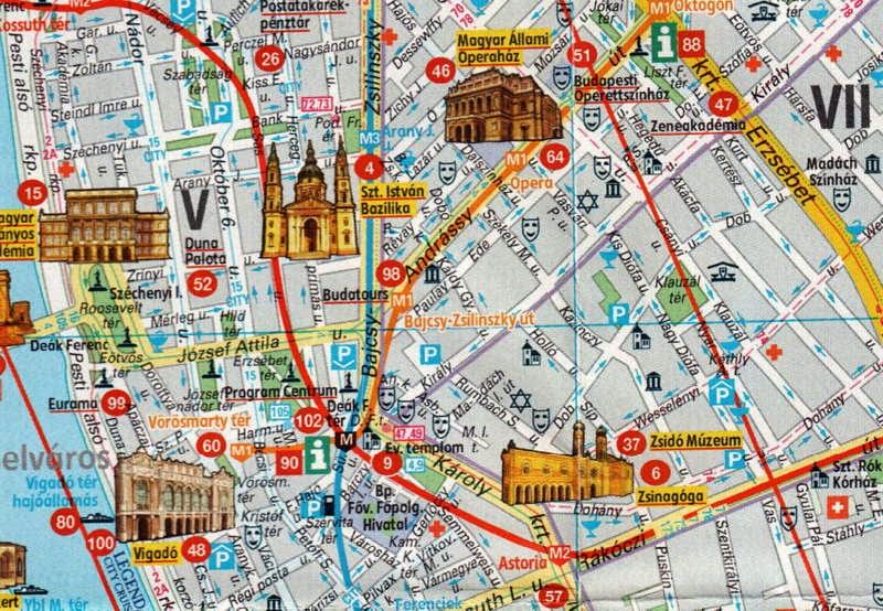 mapa de budapeste para imprimir Guia de Budapeste – Hungria | Viagem.decaonline.| Dicas de Viagem mapa de budapeste para imprimir