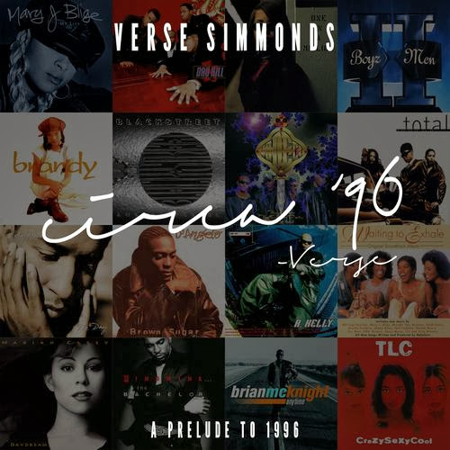 Cover of Verse Simmonds - Circa 96: A Prelude To 1996 Mixtape English Mp3 Songs Free Download Listen Online at Alldownloads4u.Com