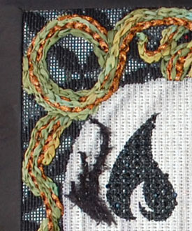 Spookin in March - - Bedecked and Beadazzled