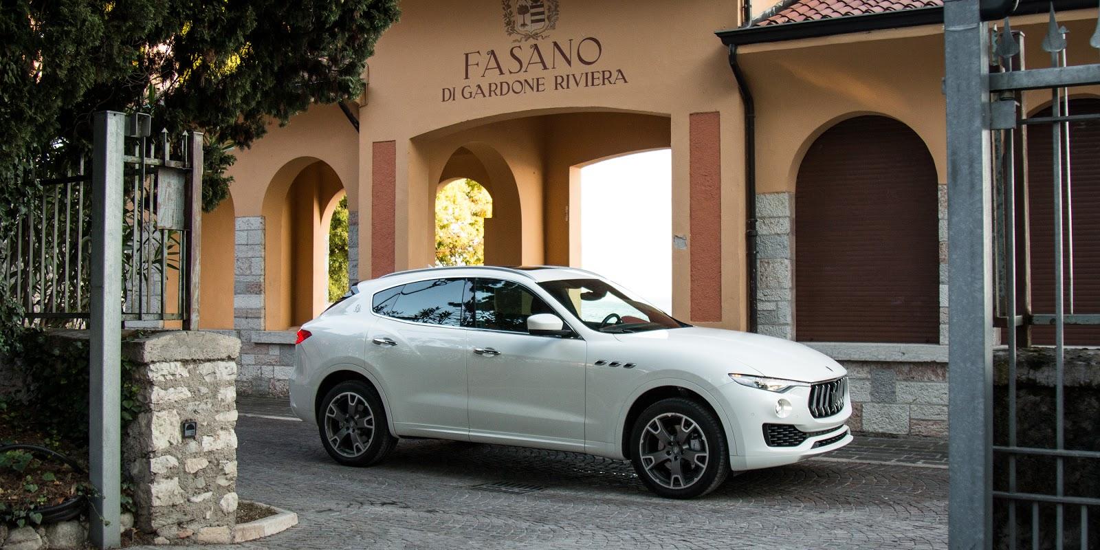 Đánh giá xe Maserati Levante 2017