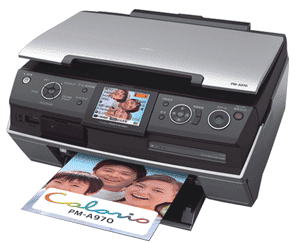 Máy in cũ Epson Pm-A970