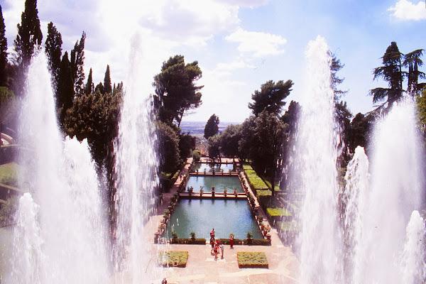 Villa d'Este, Piazza Trento, 5, 00019 Tivoli RM, Italy