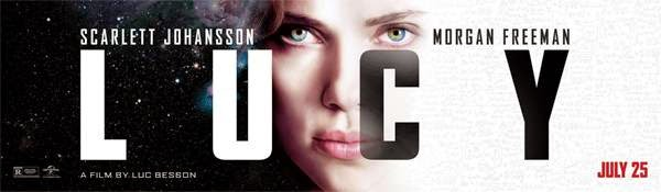 Scarlett Johansson in a still from the Hollywood film Lucy.