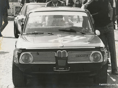 Ferraris prepared BMW 2002 TI