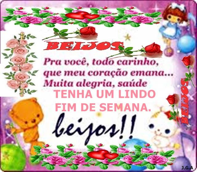 FIM DE SEMANA - 01