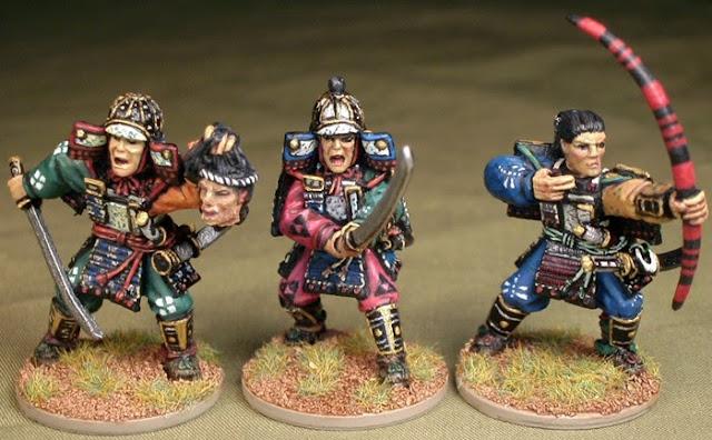 Samurai Miniatures