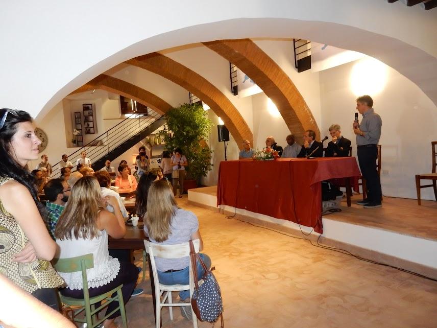 Inaugurazione Taverna del Mediterraneo