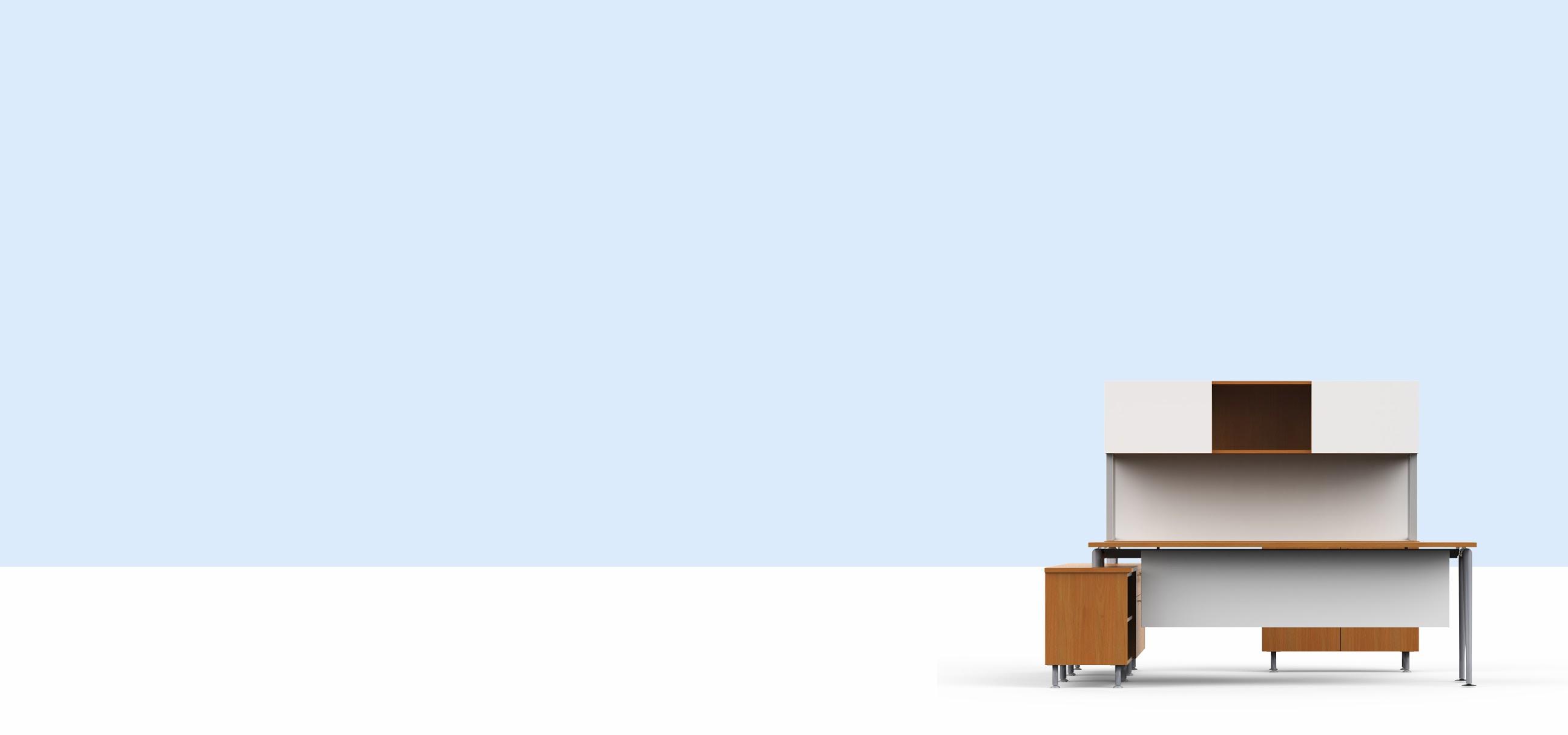 Desk Systems - Como | formcase.com | Furnishing Your Success