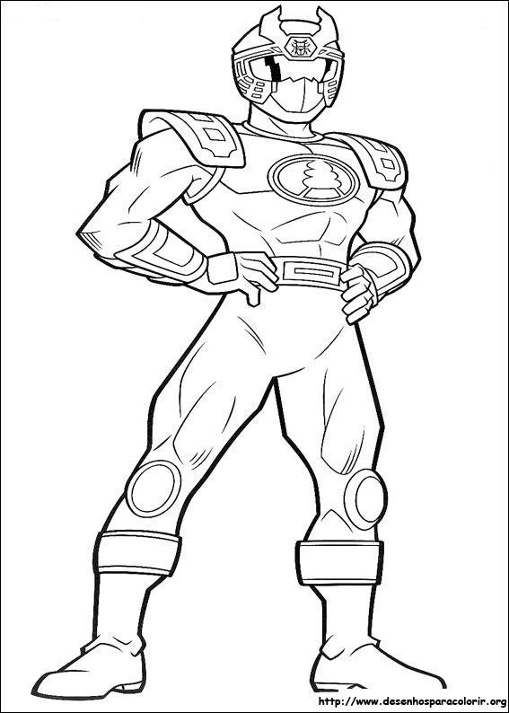 Power Ranger Super Legends POWER