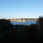 View of Manly from Dobroyd Head (70453)