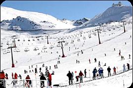 Oferta día esqui snow Grupos en Sierra Nevada