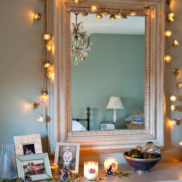 Home Decor Inspiration Fairy Lights Hello Lovely
