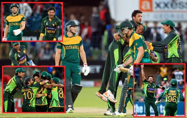 Pakistan Vs South Africa 3rd ODI Highlights 2013 Centurion