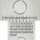Magnetic Perpetual Calendar
