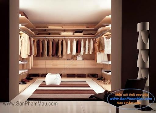 10 mẫu phòng thay đồ tuyệt vời để tham khảo-10