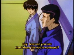 Hajime's got a point, dude.