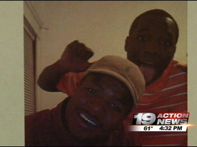 Suave Carter and Dvonte Robinson Cleveland Ohio Robbery