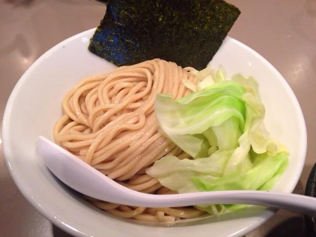 五ノ神製作所 エビつけ麺の麺