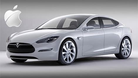 Las grandes empresas tecnológicas dirigen su crecimiento hacia el sector automovilístico