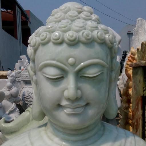 Tượng Phật Đá