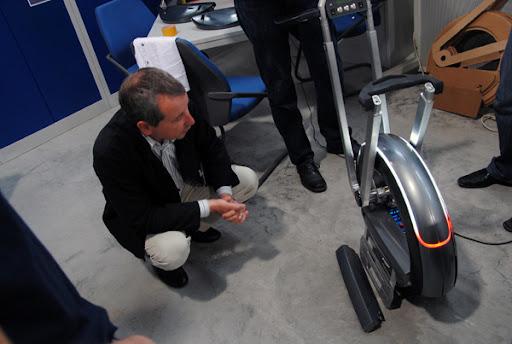 Audi Monocycle