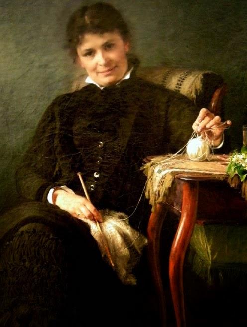 Bertha Wegmann - Anna Seekamp