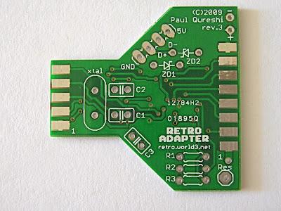 Retro-Adapter (original Joypads aller Konsolen am PC per USB ...