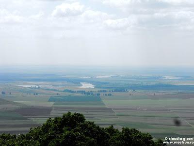 Dunărea Veche la orizont
