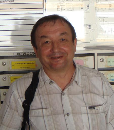 Кореновський Анатолій Олександрович - доктор фіз.-мат. наук, доцент, завідуючий кафедрою математичного аналізу