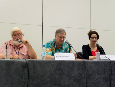 The Education and Training of a Young Protagonist with Zen Cho, Gail Carriger, Jack Campbell, Frances Hardinge and Dave Luckett