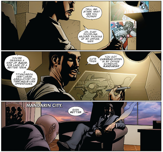 Invincible Iron Man #520 page 19