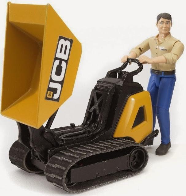 Chiếc Xe rác và công nhân mã BRU62004 màu vàng thật đẹp mắt