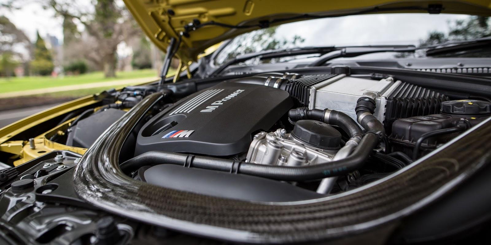 BMW M4 Competition 2016 là một con quái thú cực mạnh, trái ngược với thân hình của xe