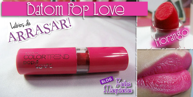 Color Trend Pop Love Batom