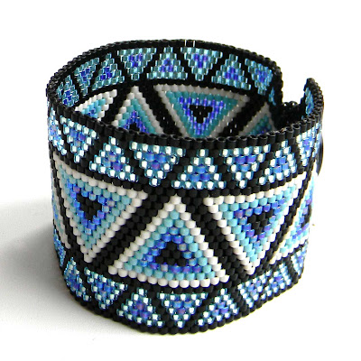 купить браслет из бисера Украшения от Anabel