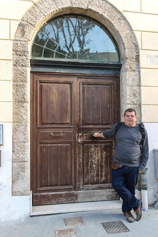 Рандеву с джентльменом, или Первый Средиземноморский круиз без багажа: HAL Eurodam 04.2014