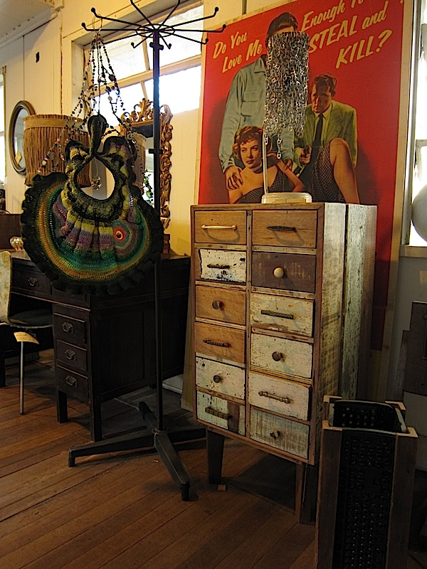 Resurrection Furniture and Found Objects Gallery