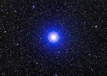 Como uma estrela, você brilha no céu...