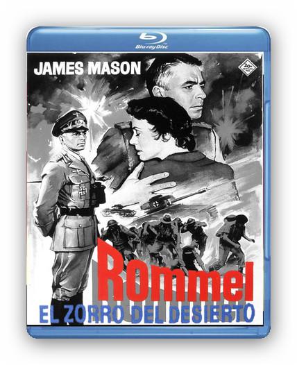 Rommel. El zorro del desierto [BDRip 1080p][Dual AC3][Subs][B�lica][1951]